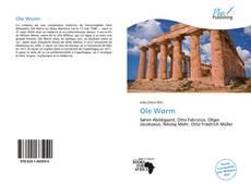 Ole Worm的封面