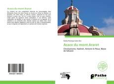 Обложка Acace du mont Ararat
