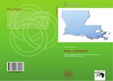 Portada del libro de Ama, Louisiana