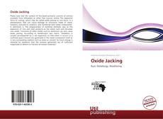 Capa do livro de Oxide Jacking