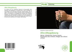 Portada del libro de Afre d'Augsbourg