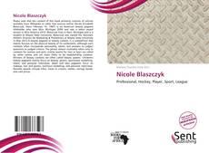 Copertina di Nicole Blaszczyk