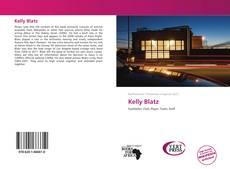 Kelly Blatz kitap kapağı