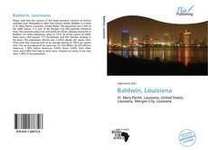 Couverture de Baldwin, Louisiana