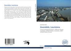 Couverture de Avondale, Louisiana