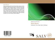 Portada del libro de Mark Bloom