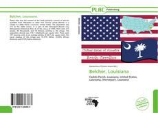 Couverture de Belcher, Louisiana