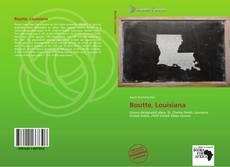 Copertina di Boutte, Louisiana
