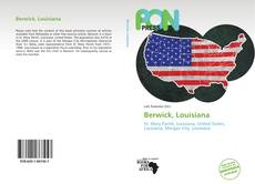 Bookcover of Berwick, Louisiana