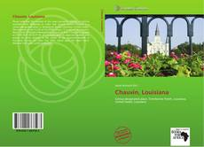 Copertina di Chauvin, Louisiana