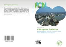Copertina di Chataignier, Louisiana