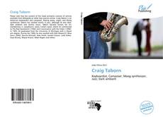 Bookcover of Craig Taborn