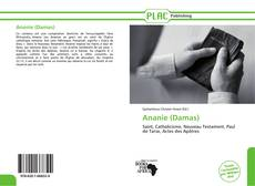 Обложка Ananie (Damas)