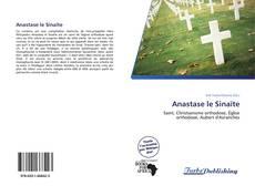 Copertina di Anastase le Sinaïte