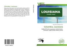 Copertina di Columbia, Louisiana