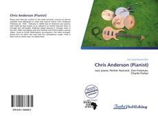 Portada del libro de Chris Anderson (Pianist)