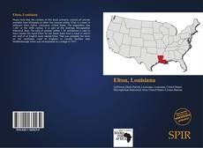 Elton, Louisiana的封面