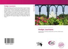 Copertina di Hodge, Louisiana