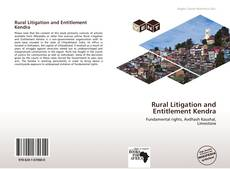 Bookcover of Rural Litigation and Entitlement Kendra