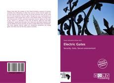 Borítókép a  Electric Gates - hoz
