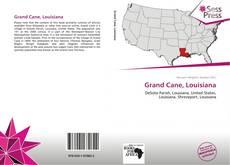 Bookcover of Grand Cane, Louisiana