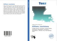 Couverture de Gilliam, Louisiana