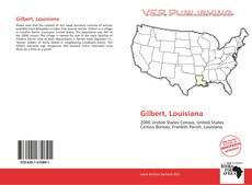 Copertina di Gilbert, Louisiana