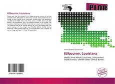 Couverture de Kilbourne, Louisiana