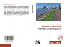 Bookcover of Kentwood, Louisiana