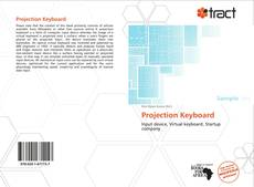 Portada del libro de Projection Keyboard