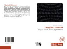 Bookcover of 10-gigabit Ethernet