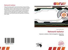 Bookcover of Network Isolator