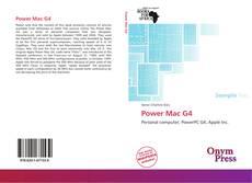 Power Mac G4 kitap kapağı