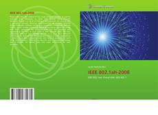 Bookcover of IEEE 802.1ah-2008