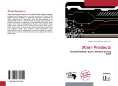 Bookcover of 3Com Products