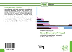 Couverture de Cisco Discovery Protocol