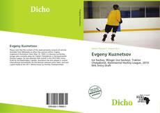 Portada del libro de Evgeny Kuznetsov