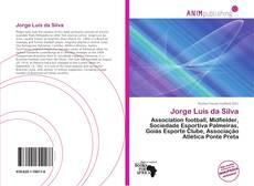 Portada del libro de Jorge Luís da Silva