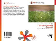 Low-flow Irrigation Systems的封面