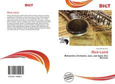 Bookcover of Rick Laird