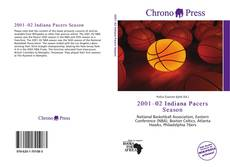 Bookcover of 2001–02 Indiana Pacers Season