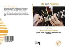 Обложка Music of Cowboy Bebop