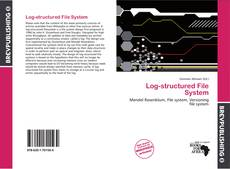 Bookcover of Log-structured File System