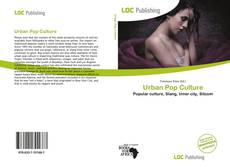 Bookcover of Urban Pop Culture
