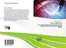 Buchcover von Karol Marko