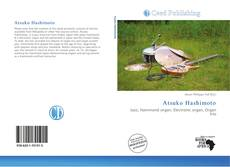 Atsuko Hashimoto kitap kapağı