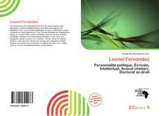Borítókép a  Leonel Fernández - hoz
