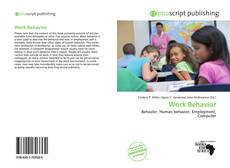 Portada del libro de Work Behavior