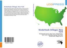 Bookcover of Kinderhook (Village), New York