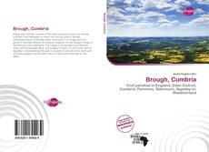Capa do livro de Brough, Cumbria
